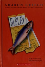 Cover of: Replay
