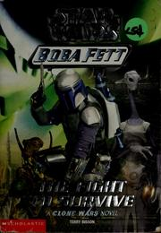 Cover of: Star wars, Boba Fett