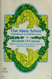 Cover of: Our many selves. | Elizabeth O