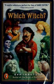 Cover of: Which witch?