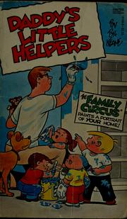 Cover of: Daddy's little helpers