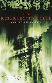 Cover of: The Resurrection Club