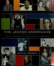 Cover of: The Jewish Americans