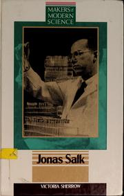Cover of: Jonas Salk