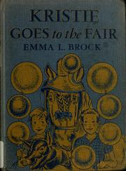 Cover of: Kristie goes to the fair | Emma L. Brock