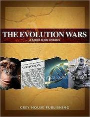Cover of: The Evolution Wars
