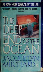 Cover of: The deep end of the ocean