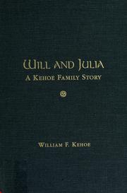 Cover of: Will and Julia