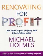 Cover of: Renovating for Profit | Michael Holmes