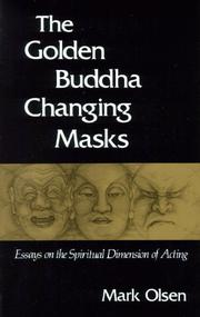 Cover of: The Golden Buddha changing masks