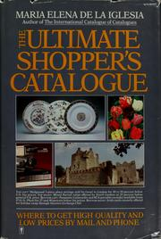 Cover of: The ultimate shopper
