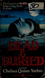 Cover of: Dead & buried | Chelsea Quinn Yarbro