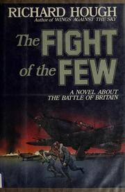 Cover of: The fight of the few
