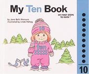 Cover of: My ten book by Jane Belk Moncure