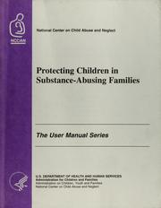 Cover of: Protecting children in substance-abusing families | Vickie Kropenske