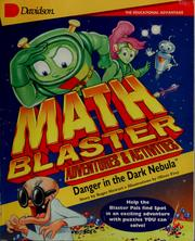Cover of: Math blaster adventures & activities | Roger Stewart
