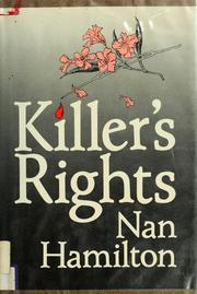 Cover of: Killer's rights