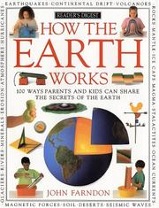 Cover of: How the Earth works