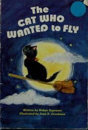 The cat who wanted to fly