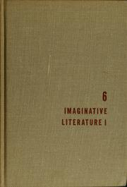 Cover of: Imaginative literature I: from Homer to Shakespeare