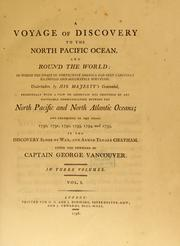 Cover of: A voyage of discovery to the North Pacific Ocean.