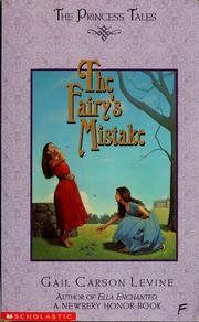 Cover of: The fairy's mistake