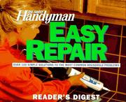 Cover of: Easy repair |