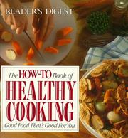 Cover of: The how-to book of healthy cooking. |