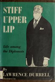 Cover of: Stiff upper lip