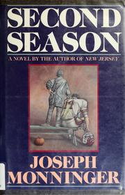 Cover of: Second season