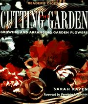 Cover of: Cutting Garden