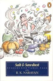 Cover of: Salt & sawdust