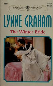 Cover of: The winter bride | Lynne Graham