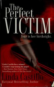 Cover of: The perfect victim