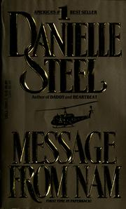 Cover of: Message from Nam | Danielle Steel