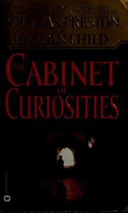 Cover of: The cabinet of curiosities | Douglas Preston