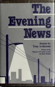 Cover of: The evening news