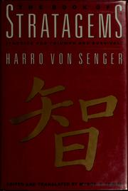 Cover of: The book of stratagems