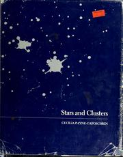 Cover of: Stars and clusters