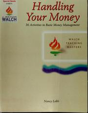 Cover of: Handling your money