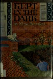 Cover of: Kept in the dark