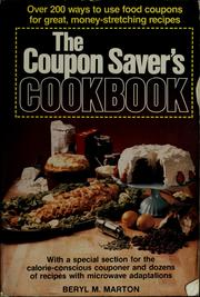 Cover of: The coupon saver
