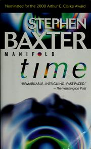 Cover of: Manifold: time