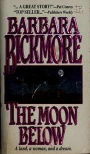 Cover of: The moon below