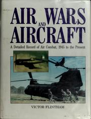 Cover of: Air wars and aircraft