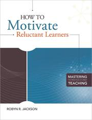 Cover of: How to motivate reluctant learners