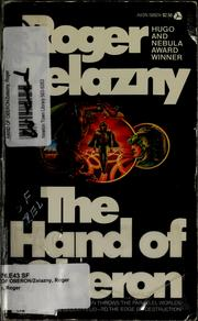 Cover of: The hand of Oberon | Roger Zelazny