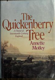 Cover of: The Quickenberry Tree
