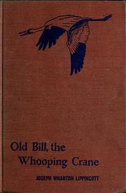Cover of: Old Bill