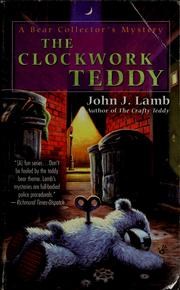 Cover of: The clockwork teddy